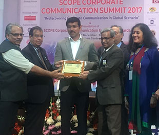 BPCL Stars in SCOPE Corporate Communication Excellence Awards