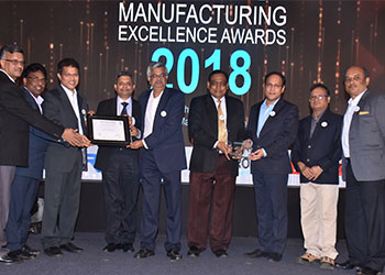 BPCL MUMBAI REFINERY RECEIVES IMAE AWARD 2018