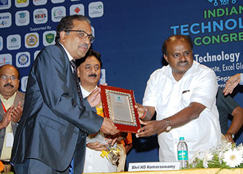 "Technology Excellence Award"" for BPCL Kochi Refinery's expansion project"