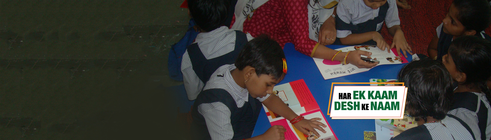 More than 8 lakh children educated through our various CSR programs