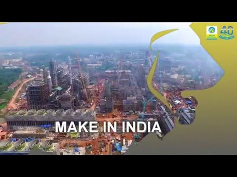 BPCL State of the Art Refinery at Kochi Kerala_Youtube_thumb_12