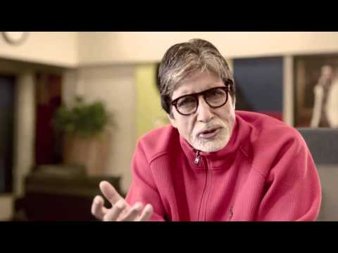 Amitabh Bachchan Message on #GiveItUp_Youtube_thumb