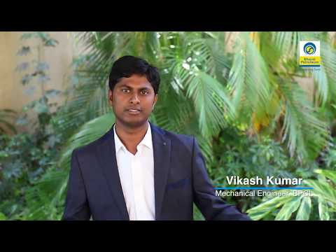 BPCL, the best place to work for Vikash Kumar