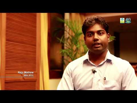 Rejo Matthew on his experience with BPCL_Youtube_thumb