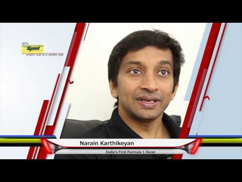 SPEED an iconic Brand, says racing icon Narain Karthikeyan_Youtube_thumb_66