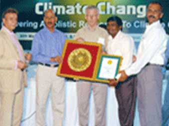 ECONOMIC TIMES SMART WORKPLACE AWARD 2008
