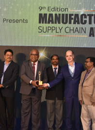 BPCL Bags Manufacturing Supply Chain Award