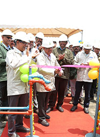 Asia's largest single mounded LPG storage facility inaugurated at Kochi Refinery