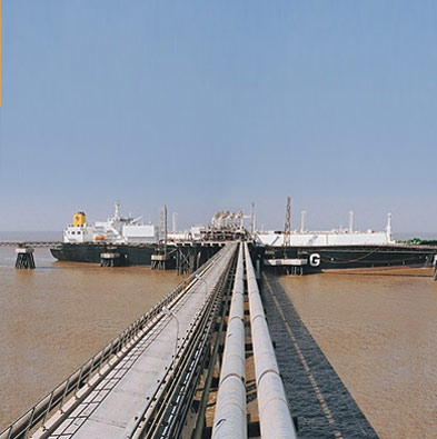 Empanelment of LNG supplier